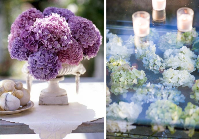 5-purple-hydrangea-centerpiece-and-floating-blue-hydrangea