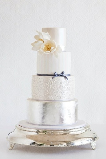 mississippi-silver-wedding-cake-unique-beautiful